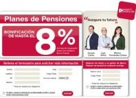 Planes de pensiones del Banco popular